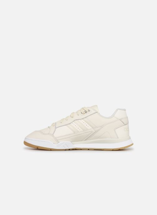 Sneakers adidas originals A.R. Trainer W Bianco immagine frontale