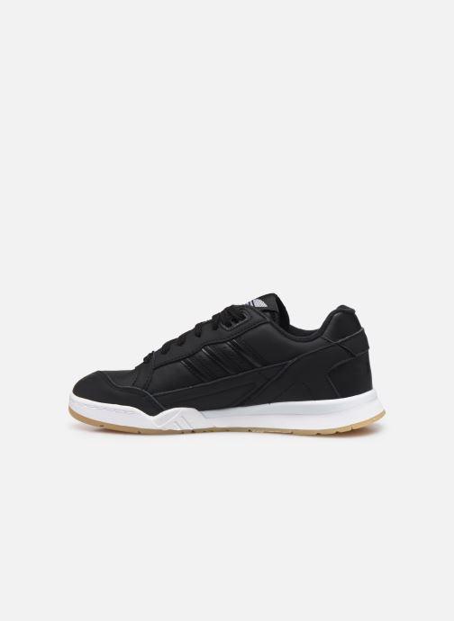 Sneaker adidas originals A.R. Trainer W schwarz ansicht von vorne