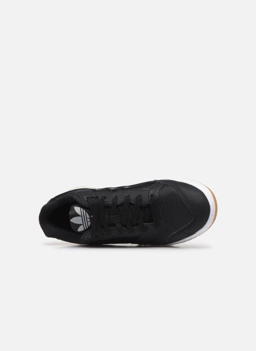 Sneaker adidas originals A.R. Trainer W schwarz ansicht von links