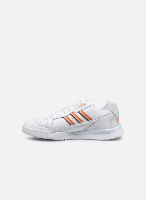 Deportivas adidas originals A.R. Trainer W Blanco vista de frente