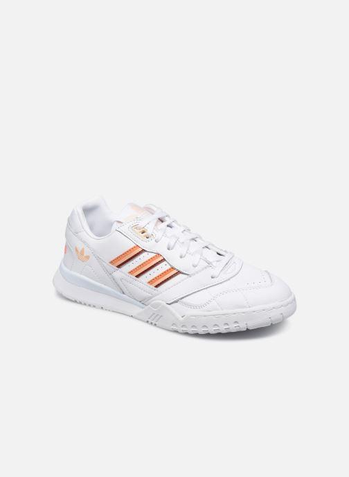 Sneaker adidas originals A.R. Trainer W weiß detaillierte ansicht/modell