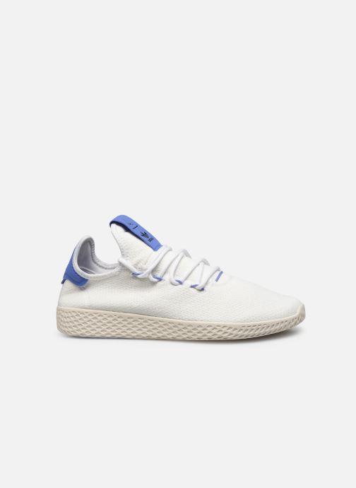 Sneaker adidas originals Pw Tennis Hu weiß ansicht von hinten