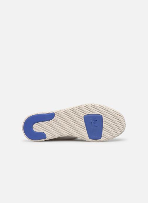 Sneaker adidas originals Pw Tennis Hu weiß ansicht von oben