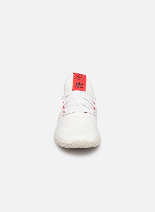 Deportivas adidas originals Pw Tennis Hu Blanco vista del modelo