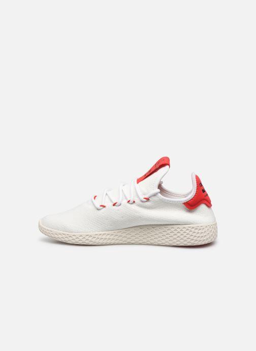 Baskets adidas originals Pw Tennis Hu Blanc vue face