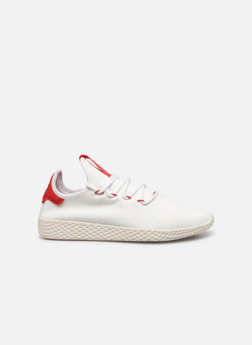 Baskets adidas originals Pw Tennis Hu Blanc vue derrière