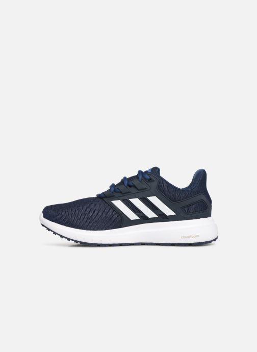 Chaussures de sport adidas performance Energy Cloud 2 Bleu vue face