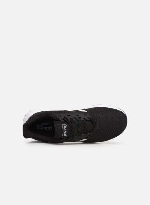 Chaussures de sport adidas performance Duramo 9 Noir vue gauche