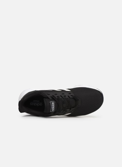 Sportschoenen adidas performance Duramo 9 Zwart links