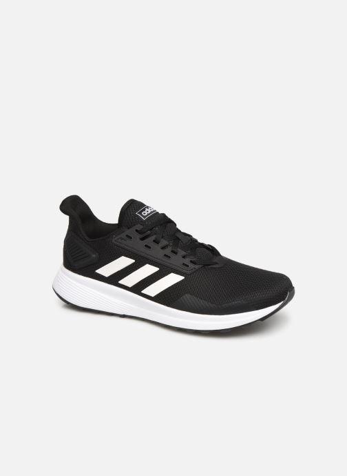 Chaussures de sport adidas performance Duramo 9 Noir vue détail/paire