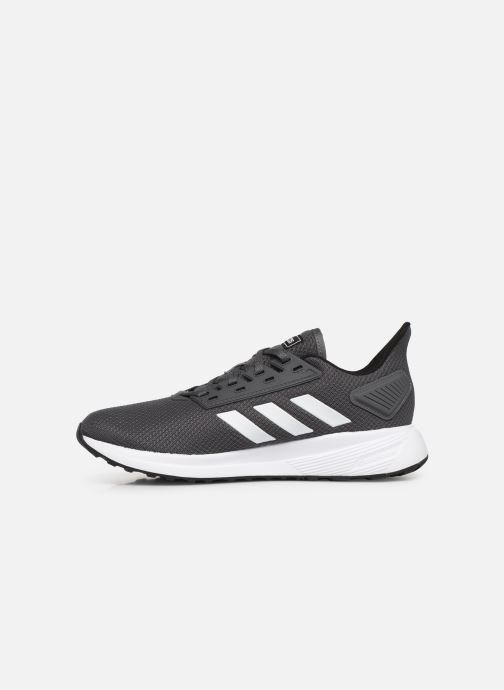 Chaussures de sport adidas performance Duramo 9 Gris vue face