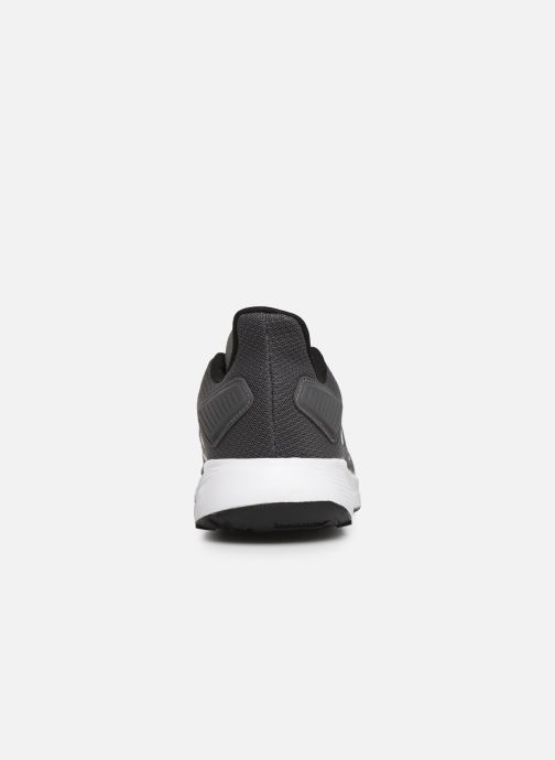 Sportschoenen adidas performance Duramo 9 Grijs rechts