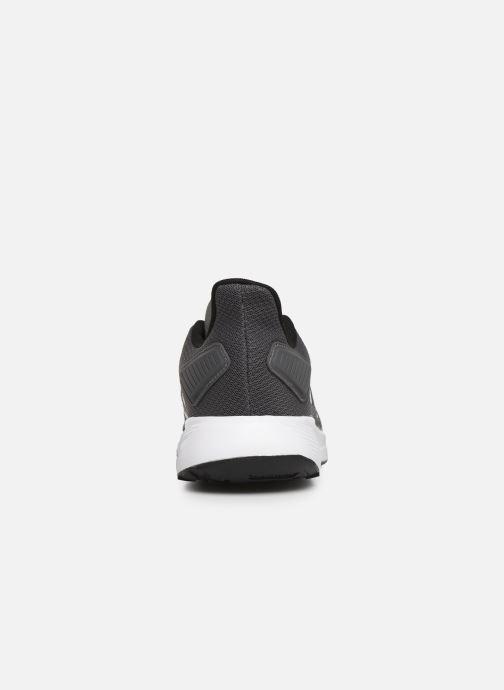 Chaussures de sport adidas performance Duramo 9 Gris vue droite