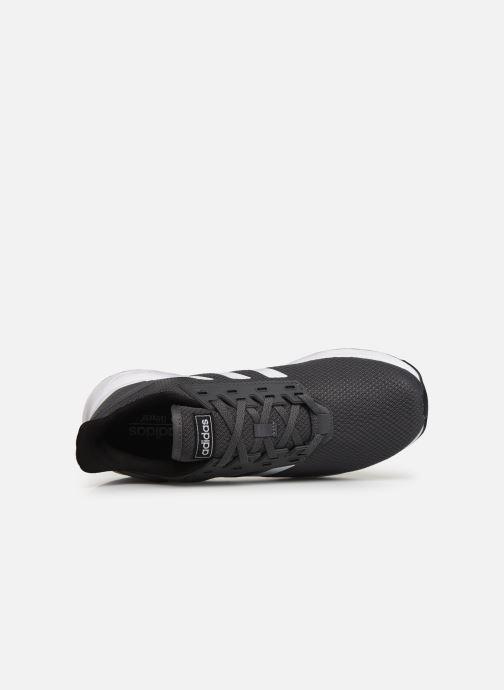 Scarpe sportive adidas performance Duramo 9 Grigio immagine sinistra