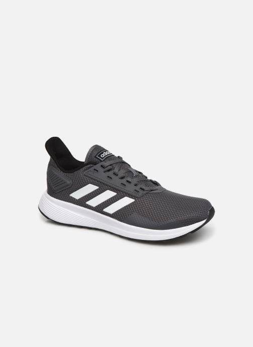 Chaussures de sport adidas performance Duramo 9 Gris vue détail/paire