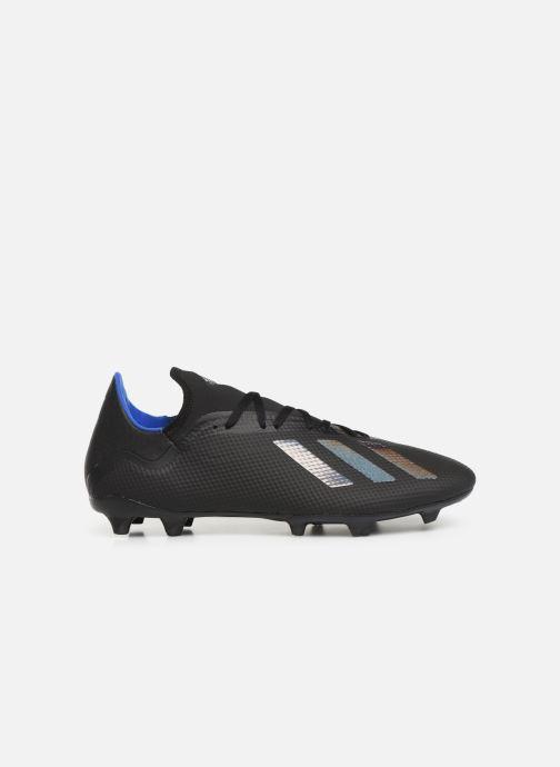 Chaussures de sport adidas performance X 18.3 Fg Noir vue derrière