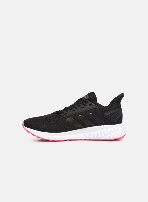 Chaussures de sport adidas performance Duramo 9 Noir vue face