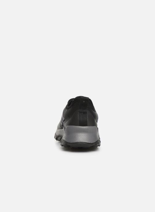 Chaussures de sport adidas performance Kanadia Trail Noir vue droite