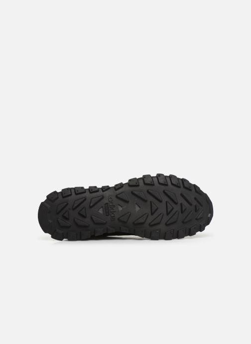 Chaussures de sport adidas performance Kanadia Trail Noir vue haut