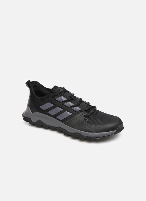 Sportschoenen adidas performance Kanadia Trail Zwart detail