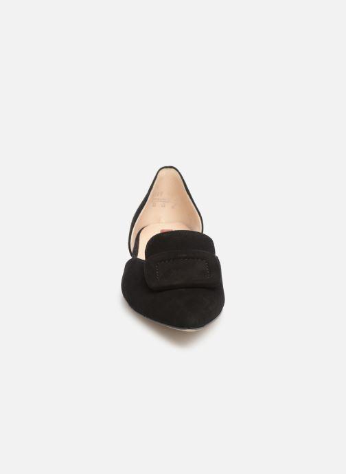 Ballerinas HÖGL Candy schwarz schuhe getragen