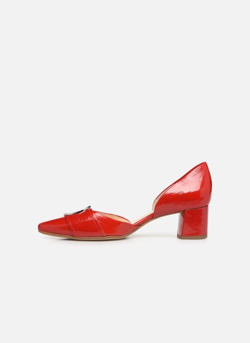 High heels HÖGL Liberty Red front view