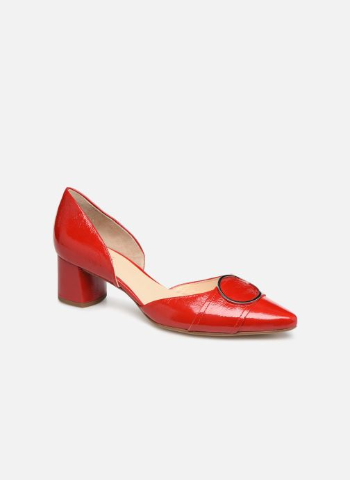 High heels HÖGL Liberty Red detailed view/ Pair view