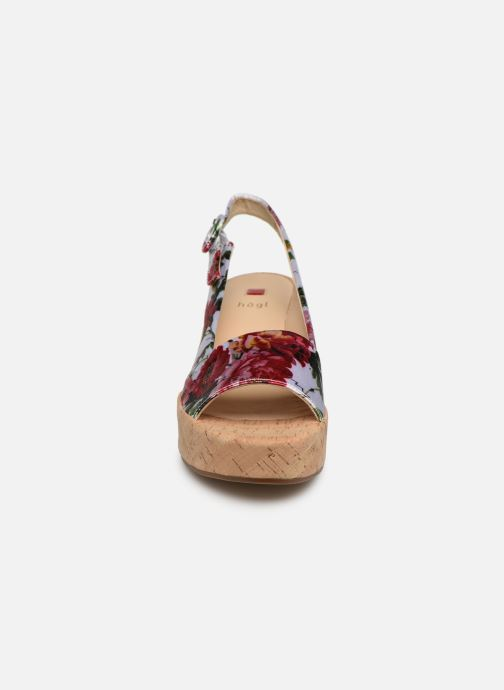 Sandalias HÖGL Seaside Multicolor vista del modelo