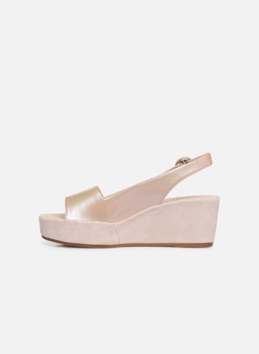 Sandali e scarpe aperte HÖGL Seaside Rosa immagine frontale