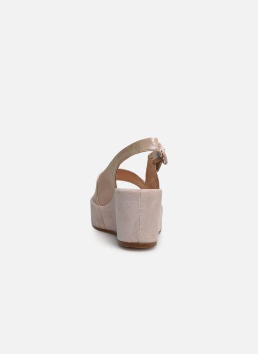 Sandales et nu-pieds HÖGL Seaside Rose vue droite