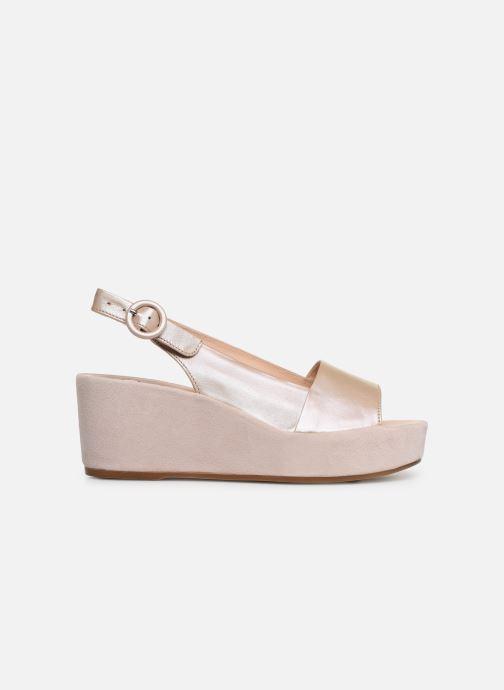 Sandaler HÖGL Seaside Pink se bagfra
