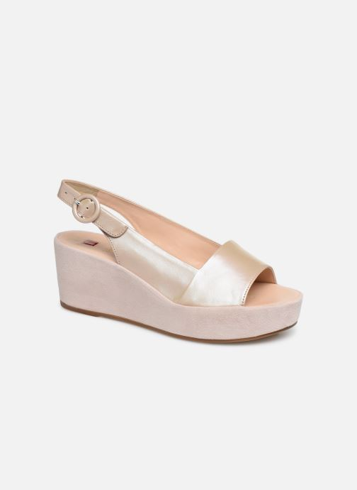 Sandaler HÖGL Seaside Pink detaljeret billede af skoene