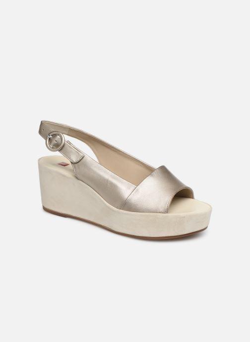 Sandales et nu-pieds HÖGL Seaside Argent vue détail/paire
