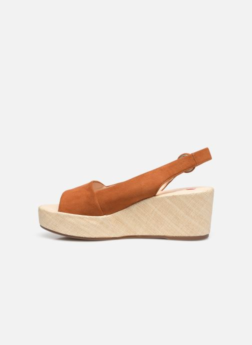 Sandalen HÖGL Seaside Bruin voorkant