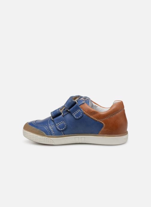 Trainers Babybotte Amac Blue front view