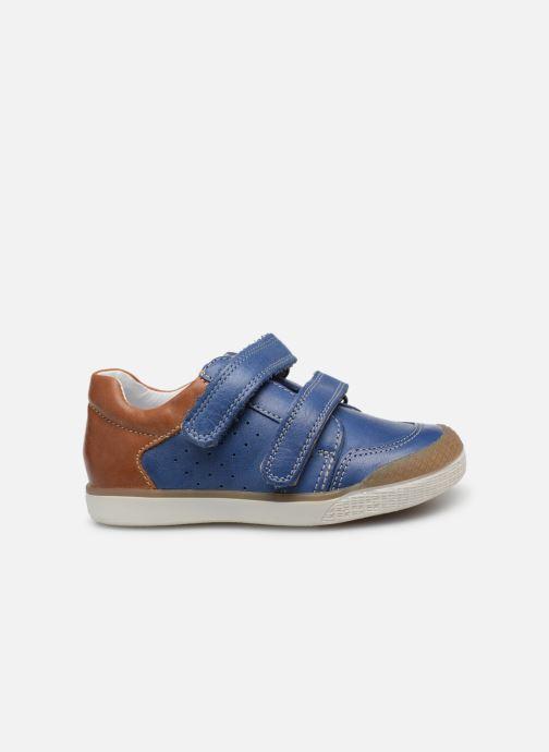 Sneakers Babybotte Amac Blauw achterkant