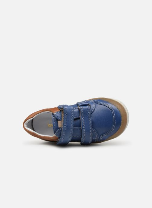 Trainers Babybotte Amac Blue view from the left