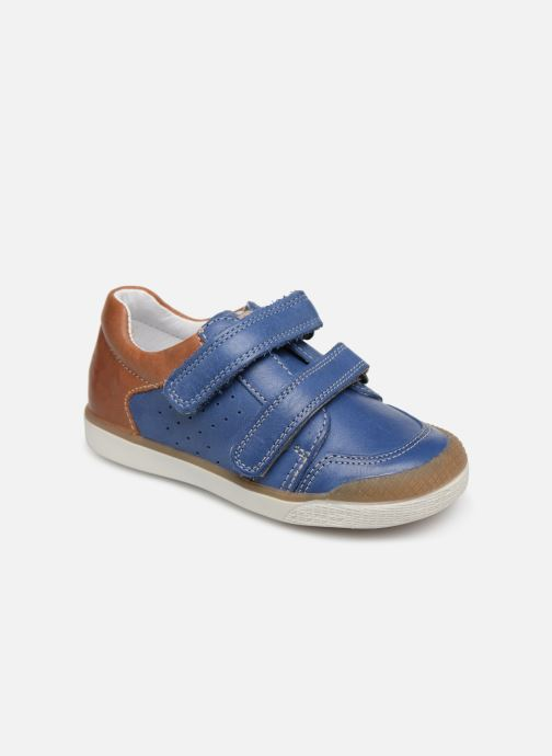 Trainers Babybotte Amac Blue detailed view/ Pair view