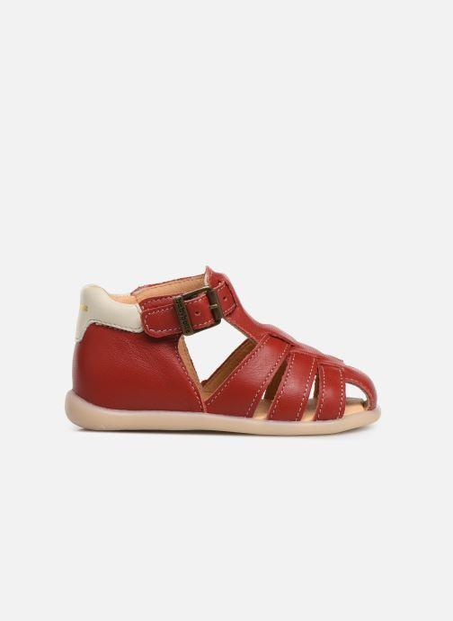 Sandalen Babybotte Gimmy Rood achterkant