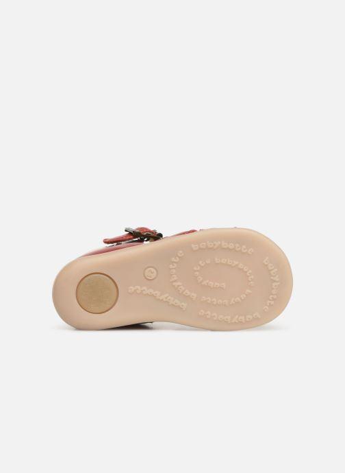 Sandalen Babybotte Gimmy Rood boven