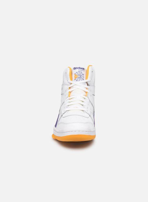 Baskets Reebok Bb 5600  Mu Blanc vue portées chaussures