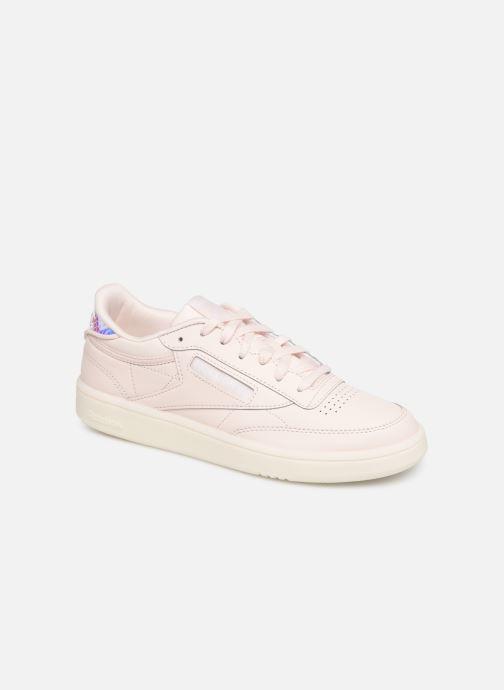 Sneakers Reebok Club C 85 Rosa vedi dettaglio/paio