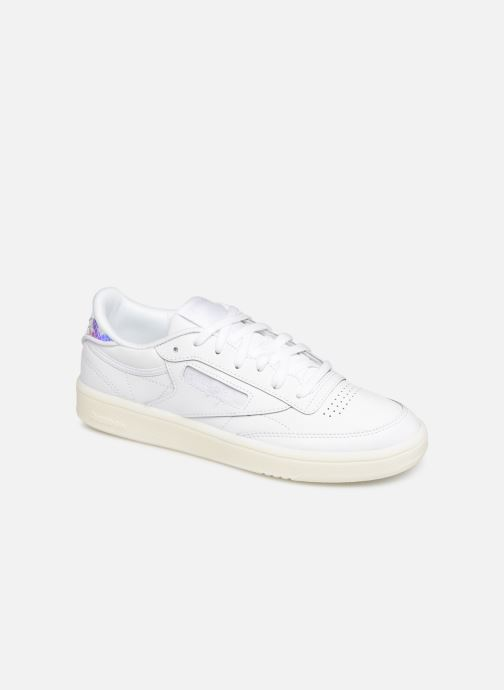 Sneakers Reebok Club C 85 Wit detail