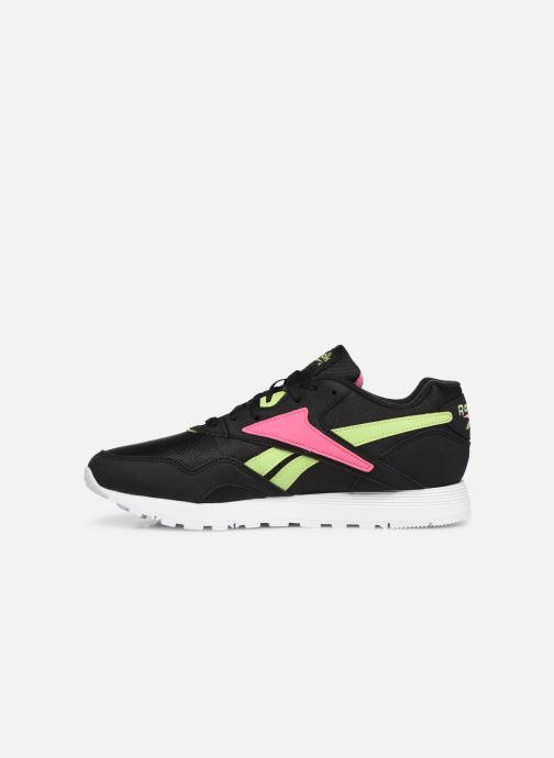 Sneakers Reebok Rapide Syn Nero immagine frontale