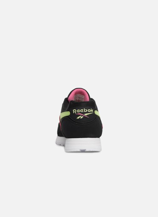 Sneakers Reebok Rapide Syn Nero immagine destra