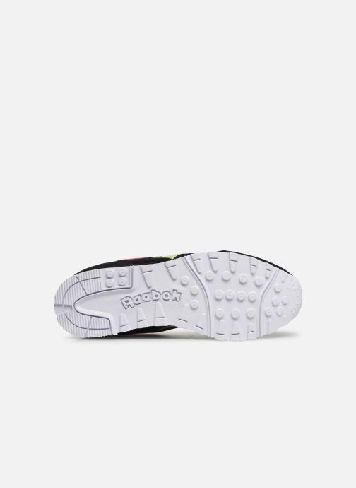 Sneakers Reebok Rapide Syn Nero immagine dall'alto