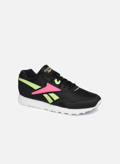 Sneaker Reebok Rapide Syn schwarz detaillierte ansicht/modell