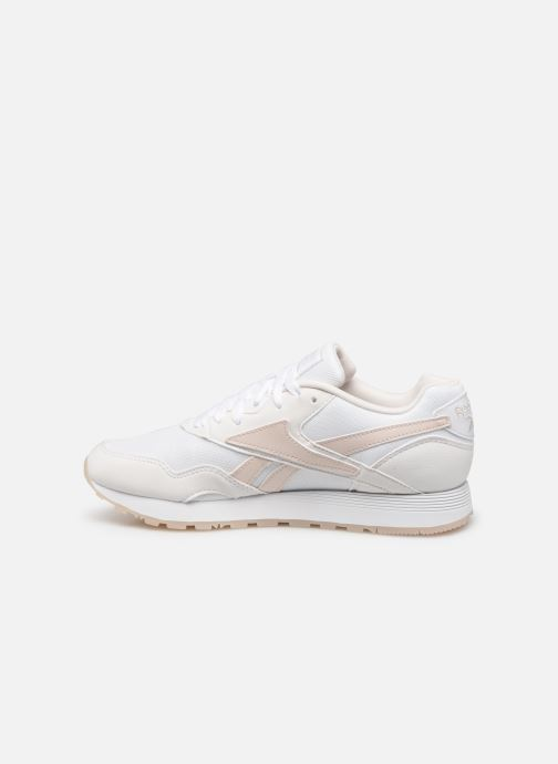 Sneakers Reebok Rapide Syn Bianco immagine frontale