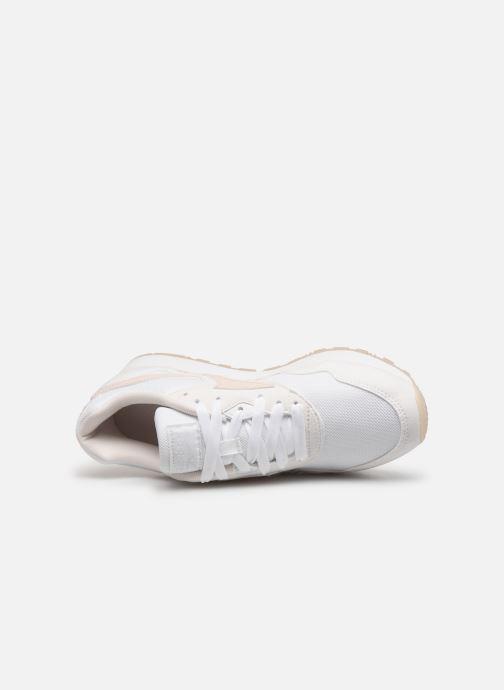 Sneaker Reebok Rapide Syn weiß ansicht von links