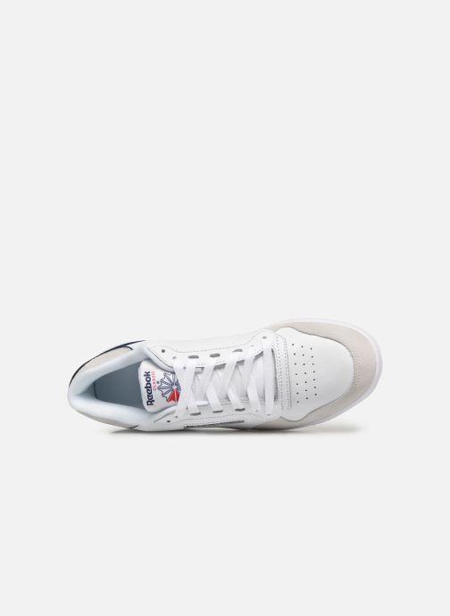 Sneaker Reebok Act 300 Mu weiß ansicht von links